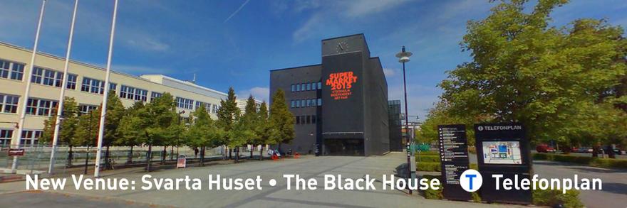 Large svarta huset